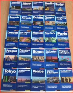 American Express Travel Guides last paperback editions